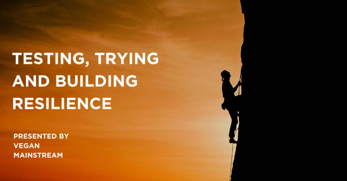 Testing, Trying, And Building Resilience