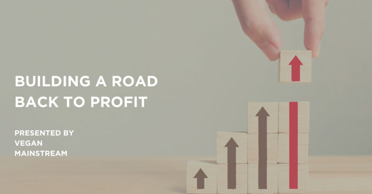 Building A Road Back To Profit