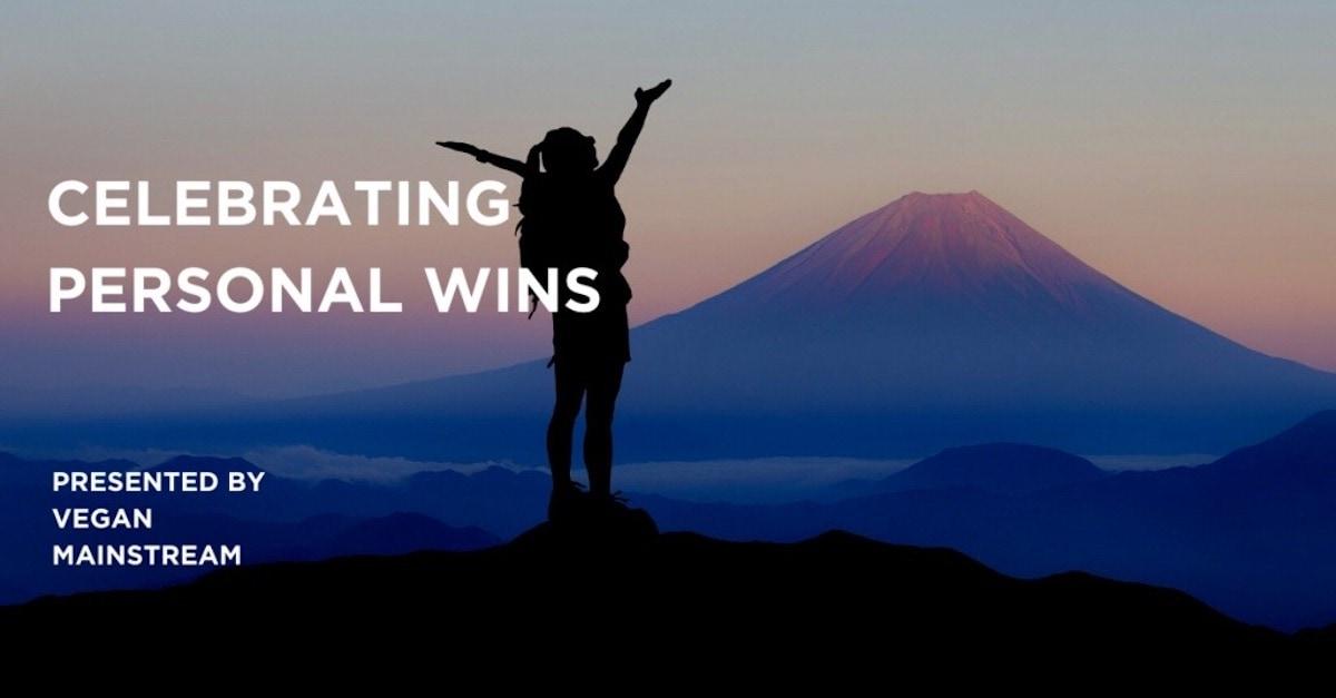 Celebrating Personal Wins