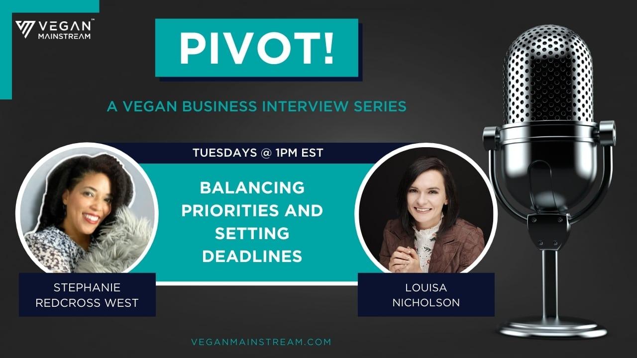 Pivot! with Louisa Nicholson